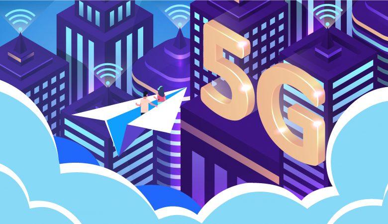 La tecnología 5G te hará volar
