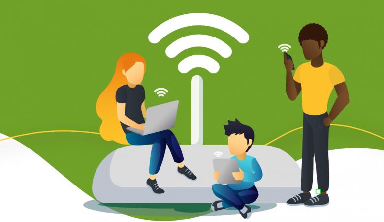 Faltan antenas y fibra óptica para mejorar Internet